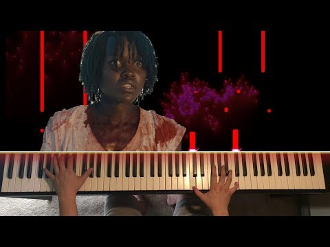 Luniz - I Got 5 On It - 'Us' Official Trailer Music (Piano Cover)