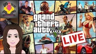 🔴GTA V Campaign LIVE STREAM | Grand Theft Auto 5 PS4 LIVE 🔴 TheGebs24