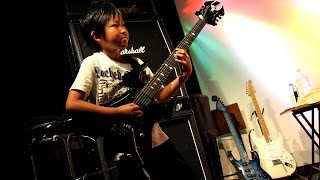 Technical Difficulties (Racer X Cover) by SPARK 7 with Keiji (9yrs old boy)