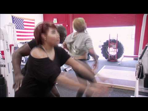 Braxton Family Values | Congo Workout Time | WE tv