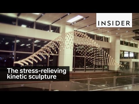 Kinetic Sculpture In Singapore