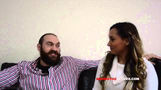 Tyson Fury talks about having sex, finding faith & becoming a changed man (pt 1/2)
