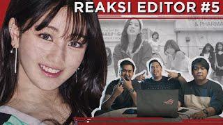 Reaksi Editor Indonesia: K-POP (TWICE - LIKEY)