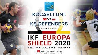 IKF ES 2020 Kocaeli University Sport Club - KS Defenders Korfball Wrocław