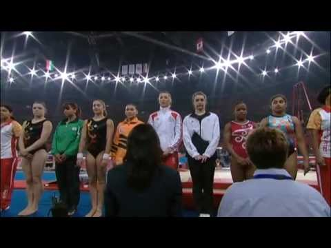 2010 Commonwealth Games Women's Vault Final