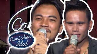 Cambodian Idol 2015 | Theater Round 2 | Group 16 SAO OUDOM & YON SAMNANG