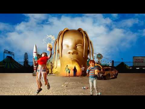 Travis Scott- Sicko Mode ( ONLY TRAVIS SCOTT VERSE) MADE BY Creators Hand