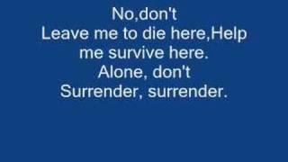 Evil Angel-Breaking Benjamin (lyrics)