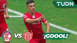 ¡Golazo de Fernández! Se empata el juego | Toluca 0 - 0 Necaxa | Liga Mx - CL 2020 - J2 | TUDN