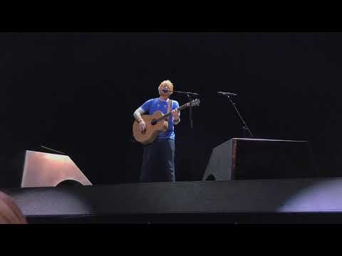 Ed Sheeran – Blow  (live at Theatre Royal Haymarket, London, July 14 2019)