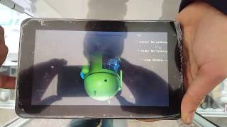 Factory Reset zync tablet