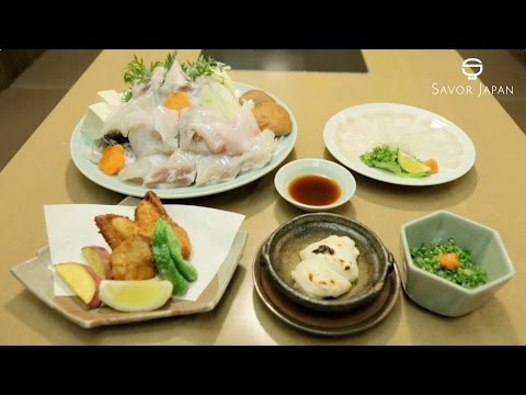 Learn From The Master Chef Culture & History -FUGU-