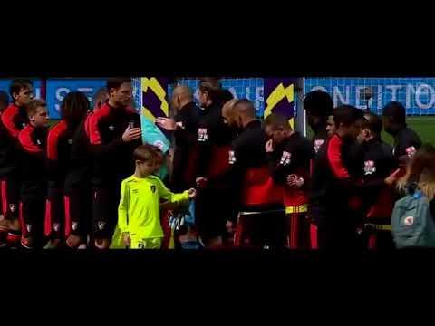 Richarlyson vs Bournemouth primeiro gol (19/08/2017) HD