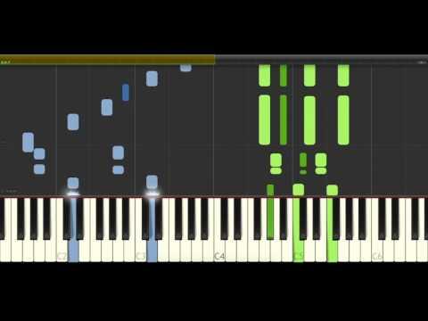 Castlevania Opening Netflix Piano Midi tutorial Sheet app Cover Karaoke Main Theme