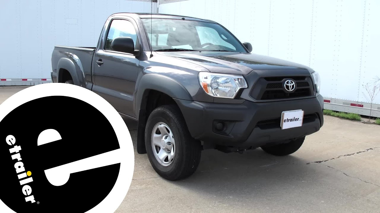 hight resolution of best 2012 toyota tacoma trailer wiring options etrailer com