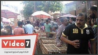 """بالفيديو.. """"سوق الجمعة"""" بإمبابة.. أسعار """"على قد الإيد من الإبرة للصاروخ"""""""