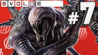 EVOLVE Gameplay: Brutal Wraith Battles - Live Stream #7 (PC)