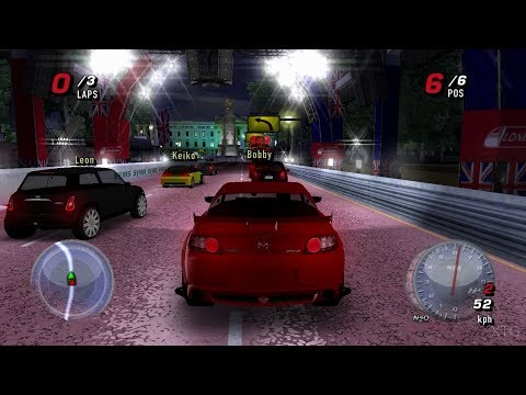 Juiced 2: Hot Import Nights PSP Gameplay HD (PPSSPP)