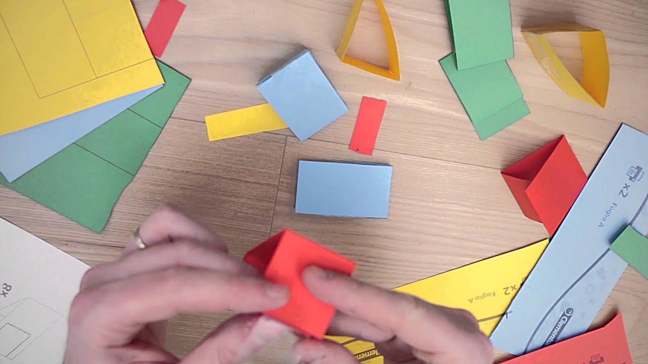 Giochi di carta per bambini stampa ritaglia e scopri le for Disegni di casa lastra