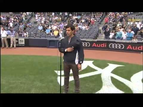 Ramin Karimloo  National Anthems  Canada  USA