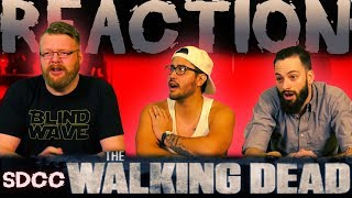 The Walking Dead Season 10 Comic-Con Trailer REACTION!!