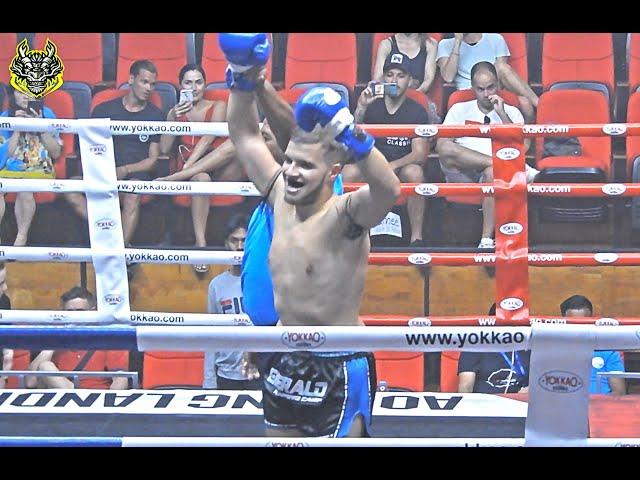 Yshem Emerald Muay Thai gym vs Sorthong Justin gym
