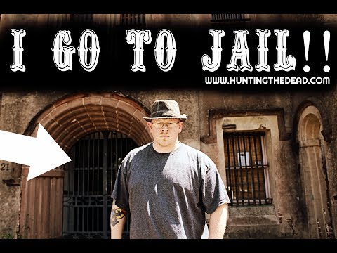 CHARLESTON SOUTH CAROLINA OLD JAIL (SUPER HAUNTED!!)