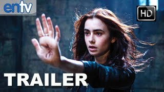 The Mortal Instruments: City Of Bones - Official Trailer #1 [HD] streaming