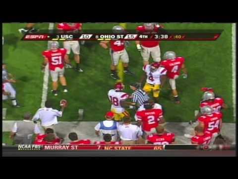 USC - The Drive vs. Ohio State 2009