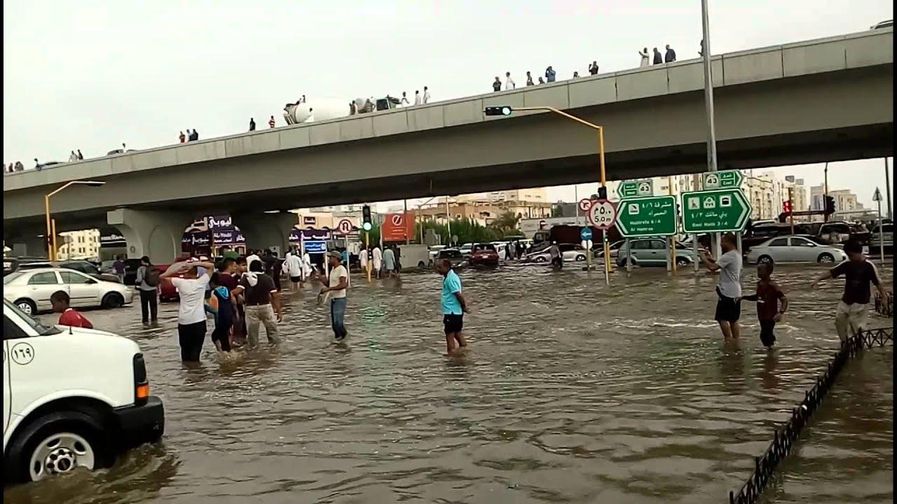 flood in jeddah