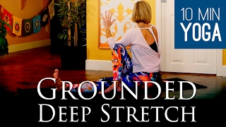 Grounded Deep Stretch: 10 Minute Yoga Class - Five Parks Yoga