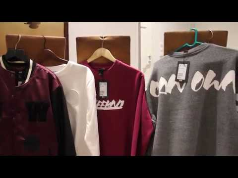 The Weeknd x H&M Fall Collection! XO clothes! (NEW Merch)