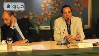 بالفيديو: توقيع بروتوكول تعاون بين نقابة الصحفيين ومكتبة الإسكندرية