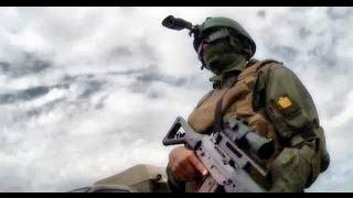 General el-Sisi Visits Special Forces Units 777 999