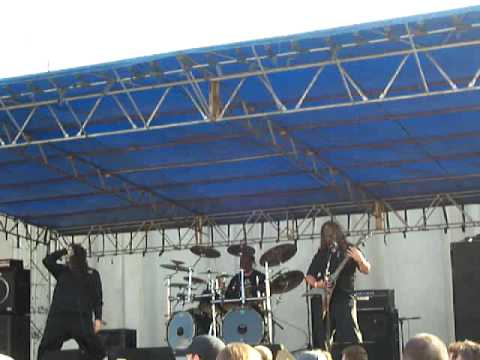 Troglodyte  fossil live american waste festival kansas city missouri