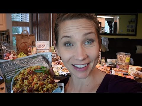 Trader Joes Finds!  Grocery Haul Hello November