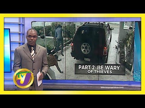 Guarding Against Christmas Thieves   TVJ News