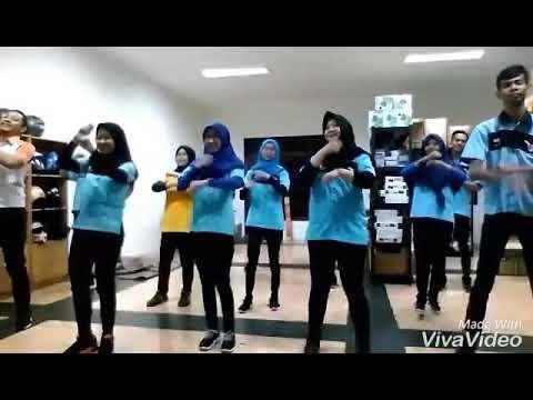 Senam Goyang Tetew Tiktok Anjing Kacili Dance ILuFA 168 Pabelan UMS Solo