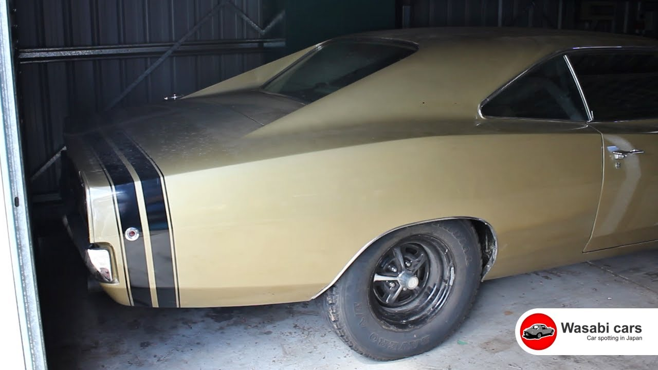 Saved from the Scrap Yard! Challengers, Chargers, RT\'s, Hemis even ...