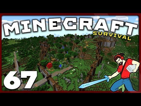 Minecraft Survival | DIARY OF THE DOG! || [S01E67] Vanilla 1
