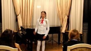 «ЖИВАЯ КЛАССИКА» 2014-Нидерланды-Алина Дяжур - Р. Фраерман - «Дикая собака Динго...»