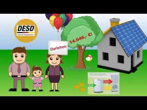 Deutscher Energiespardienst BHKW -  Heizung - Photovoltaik