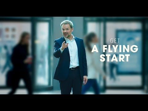 BI Norwegian Business School | A Flying Start