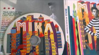 Mika - Ordinary Man (Audio)