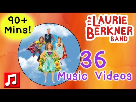 """The Cat Came Back"" Plus Lots More Laurie Berkner Music Videos For Kids 