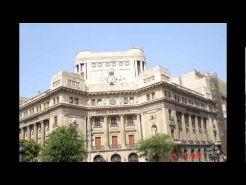Barcelona, capital de la Comunidad Autónoma de Cataluña, España
