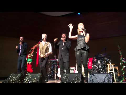 Peter White featuring Mindi Abair - White Christmas
