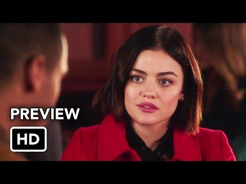 Life Sentence 1x10 Inside