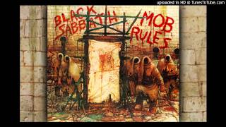Black Sabbath - Falling Off The Edge Of The World [Slowed 25% to 33 1/3 RPM]