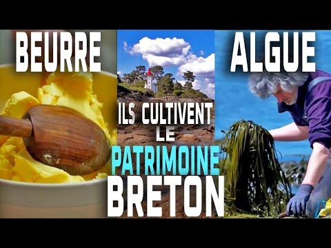 """Epicerie Fine :""""Algues et beurre barrate du pays de Cornouaille"""""""